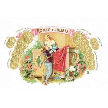 Trabucuri Romeo y Julieta Exhibiciones No 3 25
