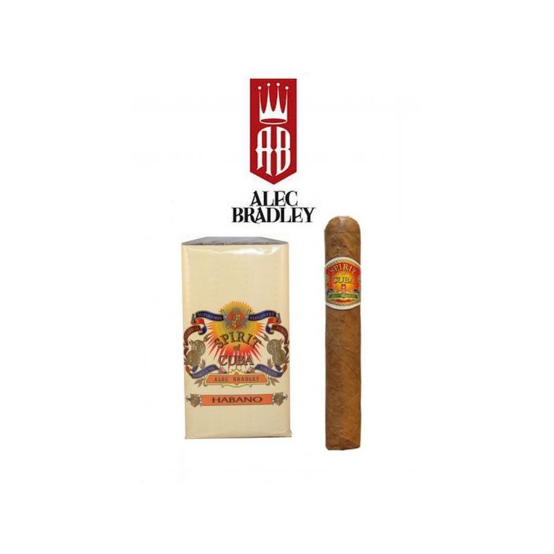 Trabucuri Alec Bradley Spirit of Cuba Habano Robusto Bundle 20
