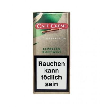 Tigari de foi Cafe Creme Filter Espresso Rumtwist 10