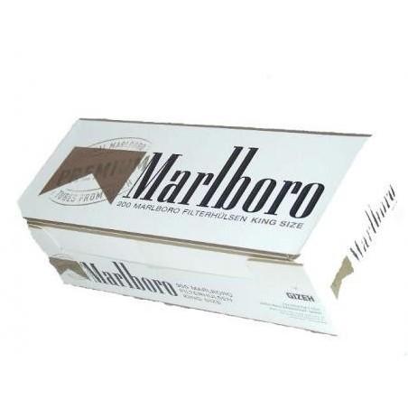 Tuburi pentru tigari Marlboro Gold 200