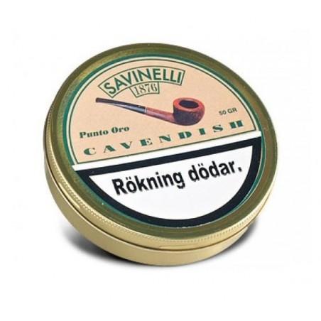 Tutun de pipa Savinelli Cavendish Punto Oro