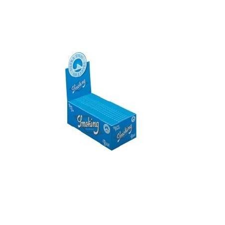 Foite rulat tigari Smoking no 8 Blue