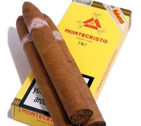 Trabucuri Montecristo No 2 3 trabucuri