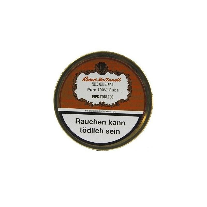 Tutun de pipa Robert McConnell Cuban Tobacco