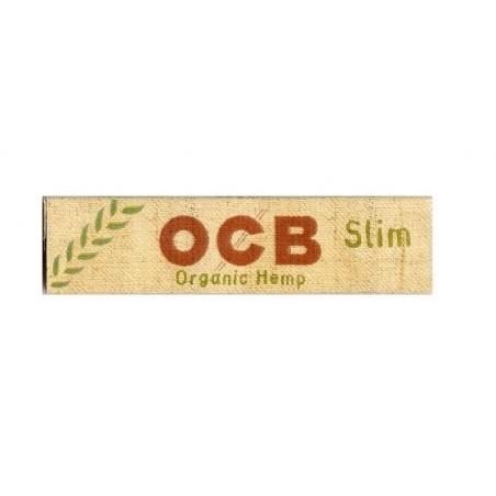 Foite rulat tigari Slim OCB Organic Hemp