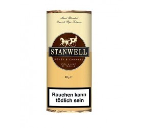 Tutun de pipa Stanwell Honey & Caramel