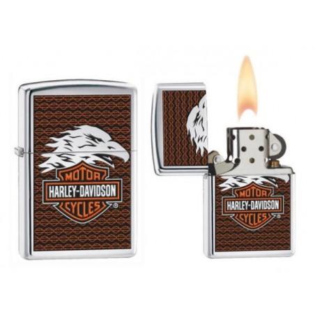 Bricheta Zippo Harley Davidson Eagle