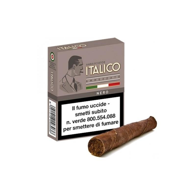 Tigari de foi Ambasciator Italico Nero 5