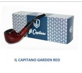 Pipa Il Capitano Garden Red Lebada