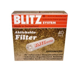 Filtre de pipa Blitz UK 40