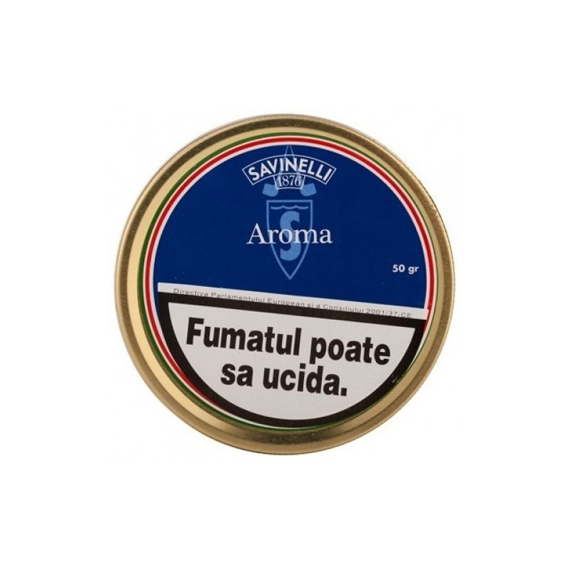 Tutun de pipa Savinelli Aroma 50 gr