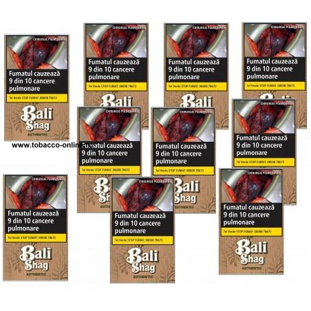 Tutun de rulat Bali Shag Authentic 10 pachete