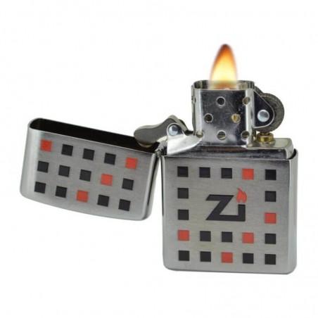 Bricheta Zippo 200 ZI Squares