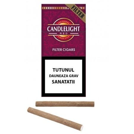 Tigari de foi Candlelight Red Filter 10
