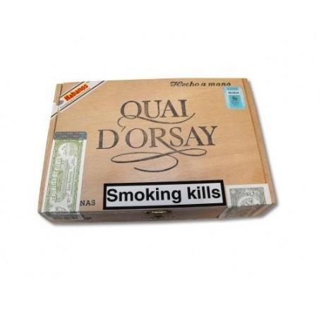 Trabucuri Quai D Orsay Coronas Claro 25