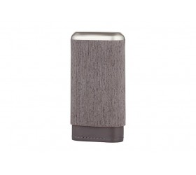 Etui 3 trabucuri Angelo Wood Cedro Gray