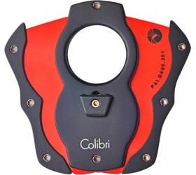 Cutter trabucuri Colibri Cut Black Red