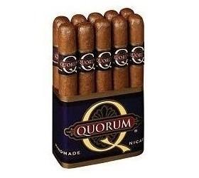 Trabucuri Quorum Corona Maduro 10