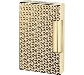 Bricheta S.T. Dupont Ligne 2 Firehead Goldsmith Gold