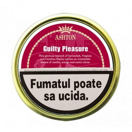 Tutun pentru pipa Ashton Guilty Pleasure 50g