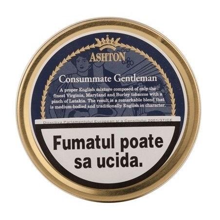 Tutun pentru pipa Ashton Consummate Gentleman