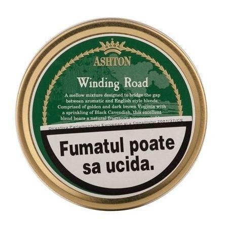 Tutun pentru pipa Ashton Winding Road 50g
