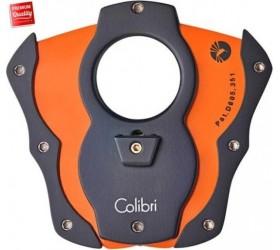 Ghilotina trabuc Colibri Cut Black Orange