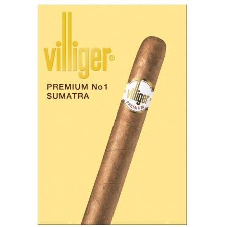Trabucuri Villiger Premium No 1 Sumatra 5