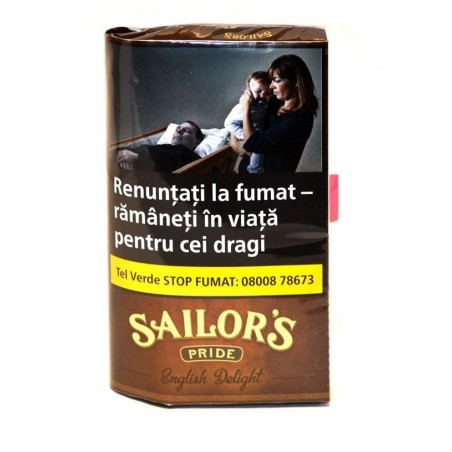 Tutun de pipa Sailors Pride English Delight 25 g