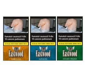 Selectie 3 tutunuri de rulat Eastwood Choice