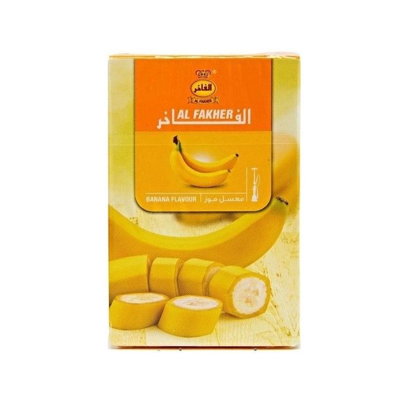 Tutun de narghilea Al Fahker Banana No 29