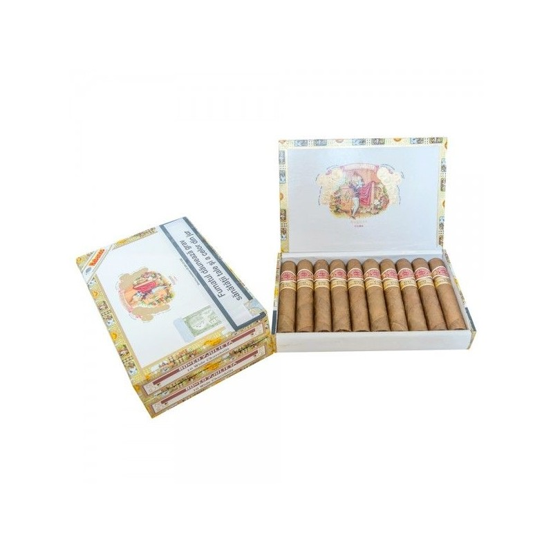 Trabucuri Romeo y Julieta Wide Churchills 10