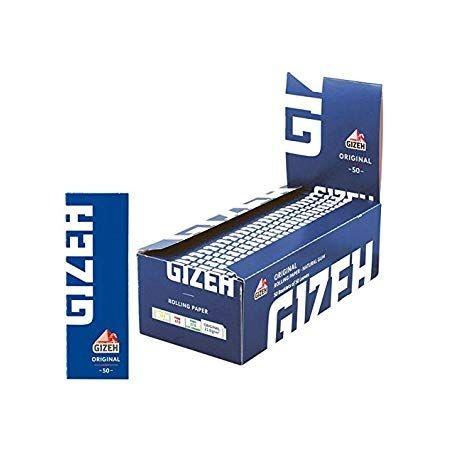 Foite de rulat Gizeh Original 50 pachete