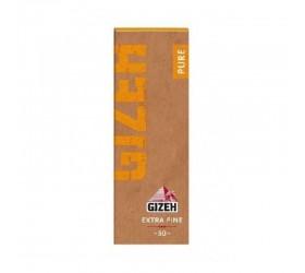 Foite de rulat Gizeh Pure Extra Fine 50