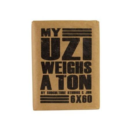 Trabucuri Drew Estate My Uzi Weighs a Ton Toro Gordo 10