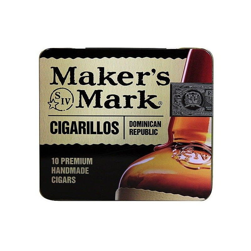 Tigari de foi Makers Mark Cigarillos 10