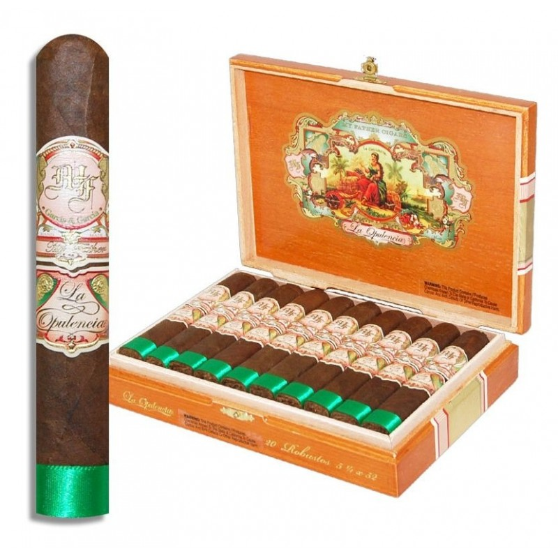 Trabucuri My Father La Opulencia Robusto 20