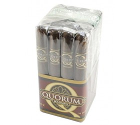 Trabucuri Quorum Double Gordo Maduro 10