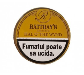 Tutun de pipa Rattray's Hal O The Wind 50g