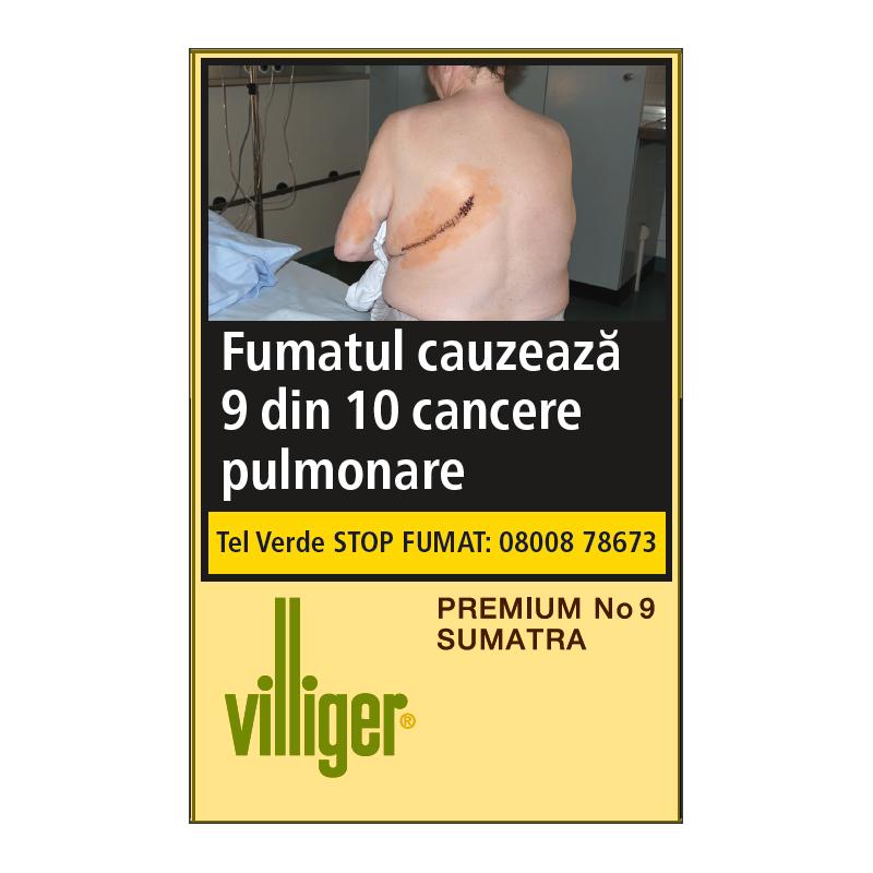 Trabucuri Villiger Premium No 9 Sumatra 10