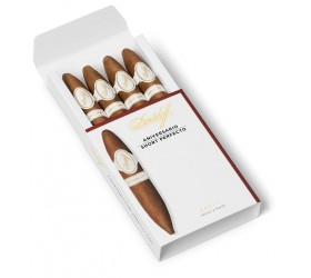 Trabucuri Davidoff Aniversario Short Perfecto Cello 4