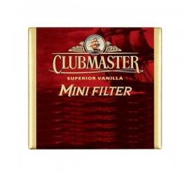 Tigari de foi Clubmaster Mini Filter Red 10