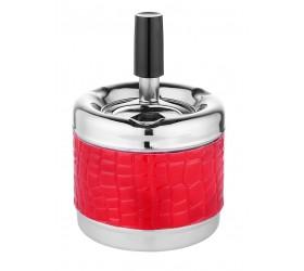 Scrumiera tigari Angelo Croc Red 400602