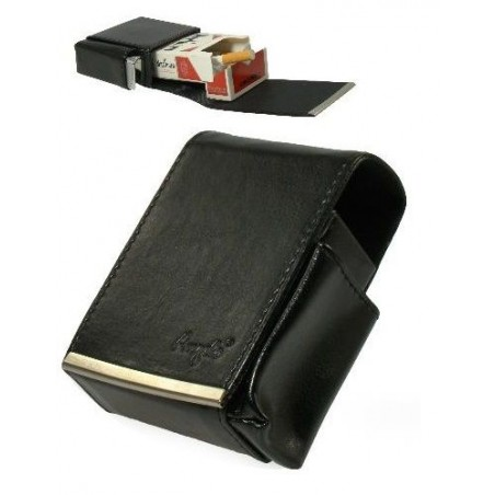 Husa pachet tigari Angelo Black Pack Case 803290