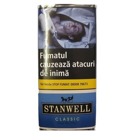 Tutun de pipa Stanwell Classic 50 gr