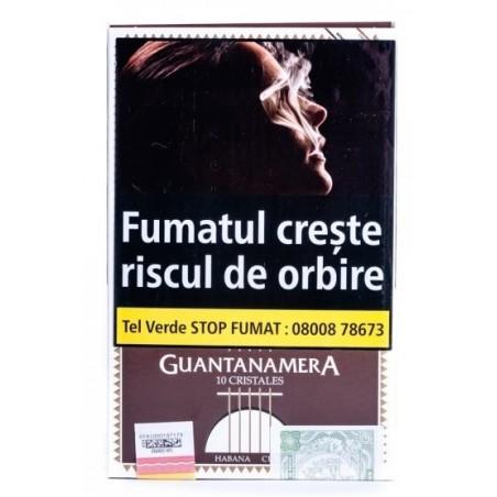 Trabucuri Guantanamera Cristales 10 trabucuri