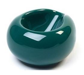 Suport ceramic 1 pipa Goccia Savinelli Verde