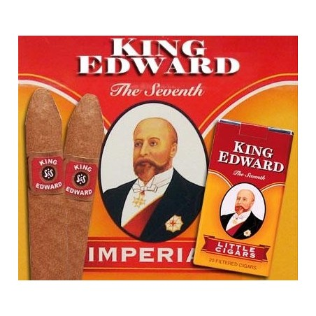 Tigari de foi King Edward Imperial 5
