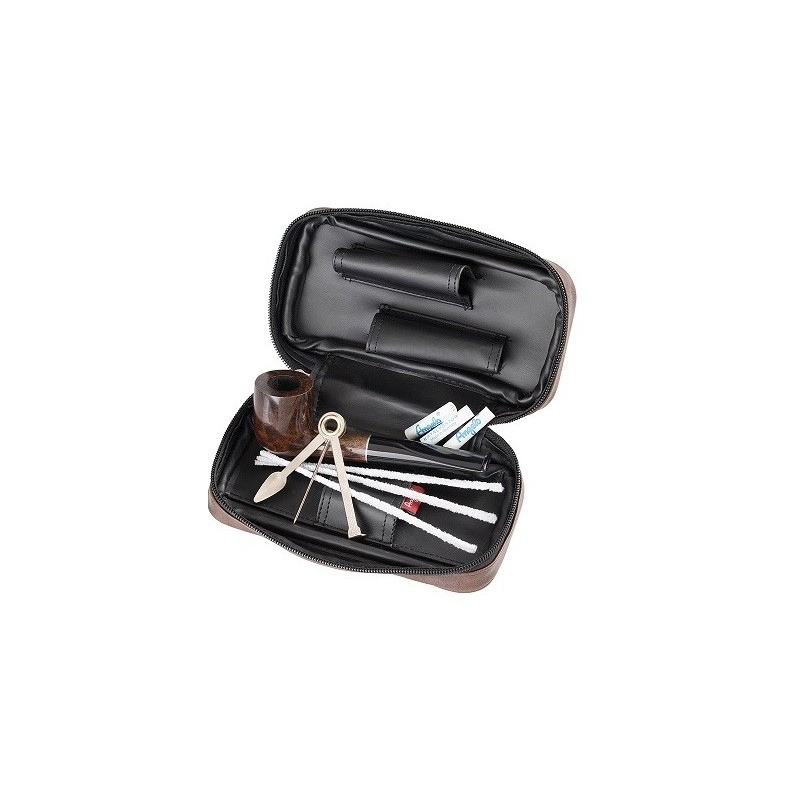 Set pipa si accesorii Angelo Straight
