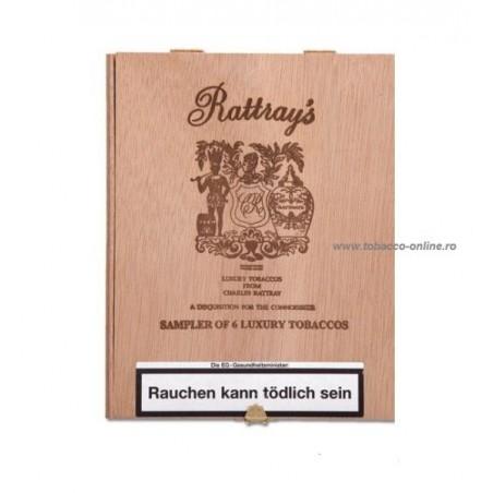 Tutun de pipa Rattray's Pipe Tobacco Sampler